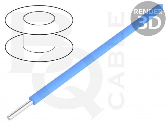 KYNAR-BL/100 BQ CABLE, Vezeték