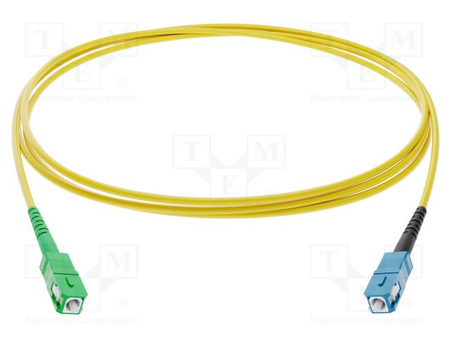 FIBRAIN G-SCA-SC-S-002.0-SX-A-18-Y - Fiber patch cord