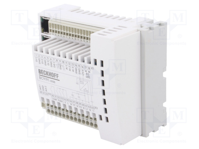 Beckhoff Automation BC9191-0100 - Module: PLC programmable controller