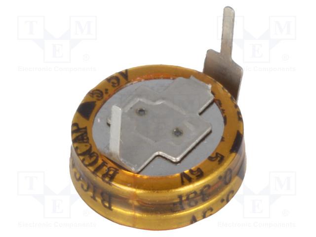 BIGCAP BCE005R5H334FBS - Kondenzátor: elektrolytický
