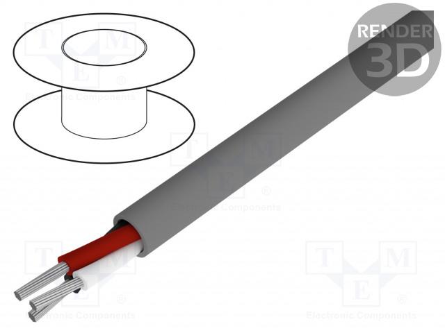 ALPHA WIRE 1173C SL005 - Wire