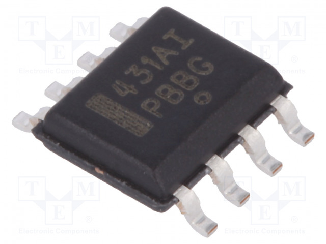 ON SEMICONDUCTOR TL431AIDG - Napěťová reference