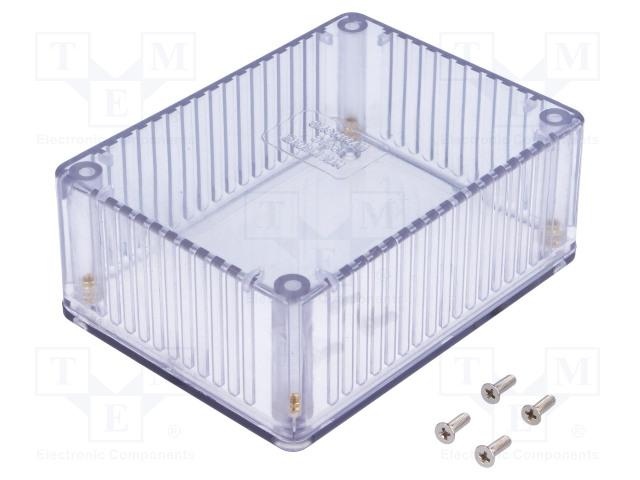 HAMMOND 1591STCL - Enclosure: multipurpose