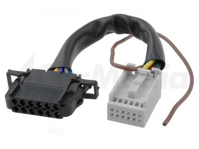 CD-RF.0415 4CARMEDIA, Kabel für CD-Wechsler