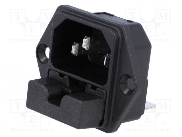 SCHURTER 6220.2300 - Konektor: napájecí AC