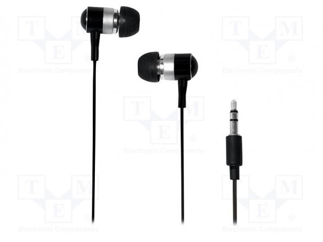 LOGILINK HS0015A - Headphones