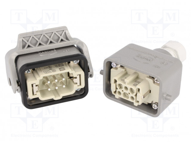 HARTING 87848110031 - Connector: HAN