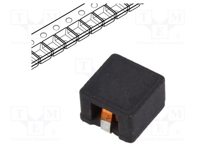 FERROCORE HCI0750-2R0 - Inductor: wire