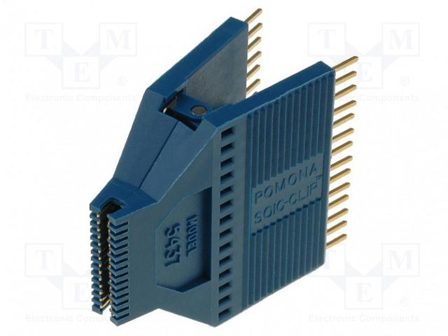 POMONA 5437 - Test clip