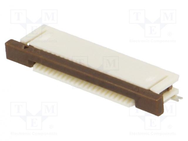 MOLEX 52437-2271 - Connector: FFC (FPC)