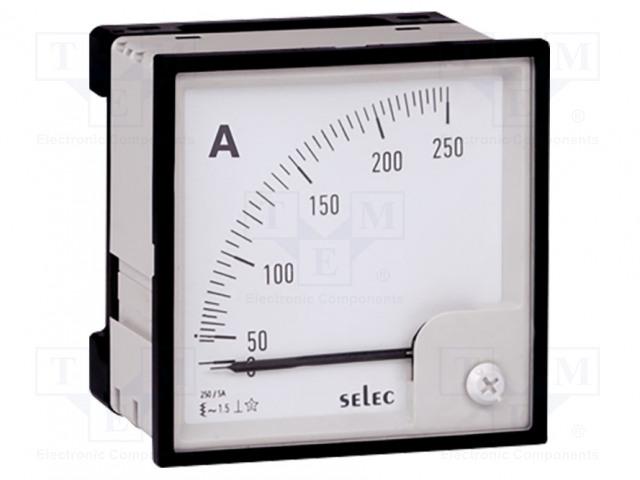 SELEC GMBH AM-I-3-5-CE - Amperometer