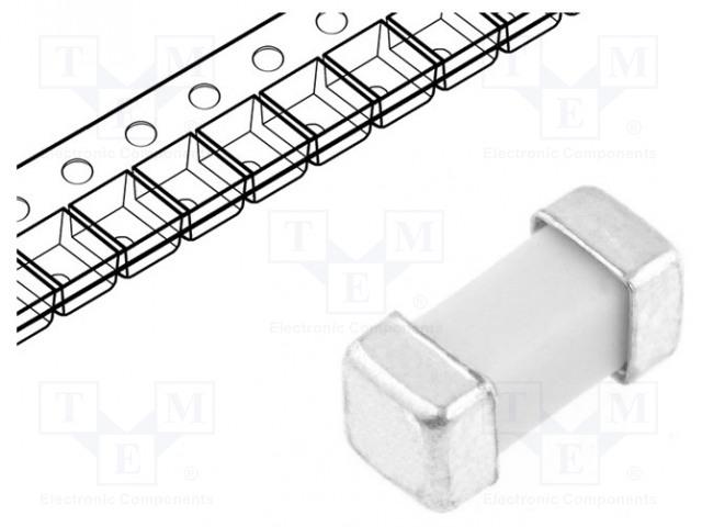 LITTELFUSE 0451015.MRL - Bezpiecznik: topikowy