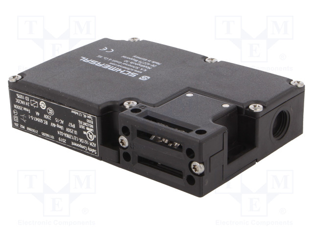 SCHMERSAL AZM 161SK-12/12RKA-024 - Safety switch: bolting