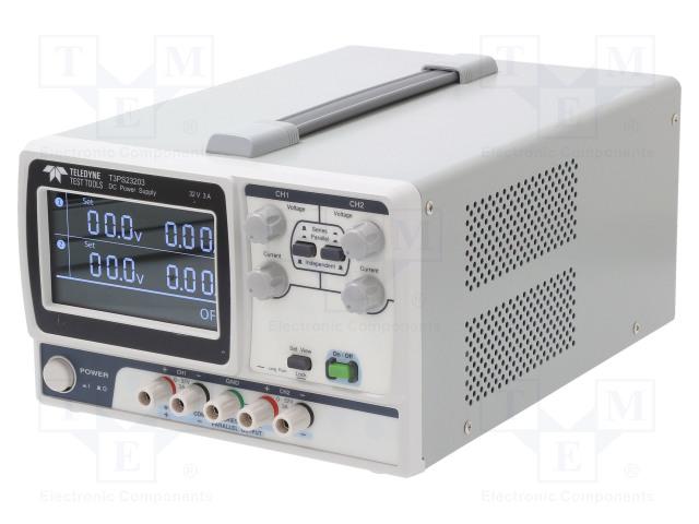 TELEDYNE LECROY T3PS23203 - Power supply: laboratory