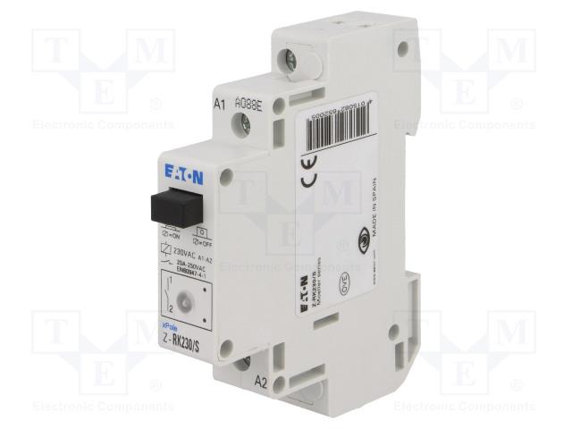 EATON ELECTRIC Z-RK230/S - Relé: instalační