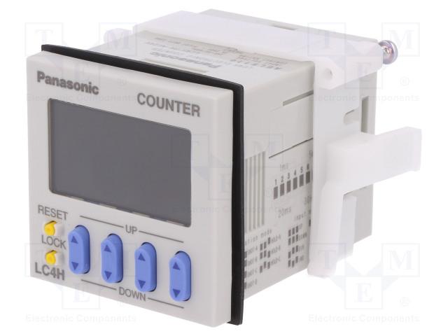 PANASONIC LC4H-R4-AC24V - Counter: electronical