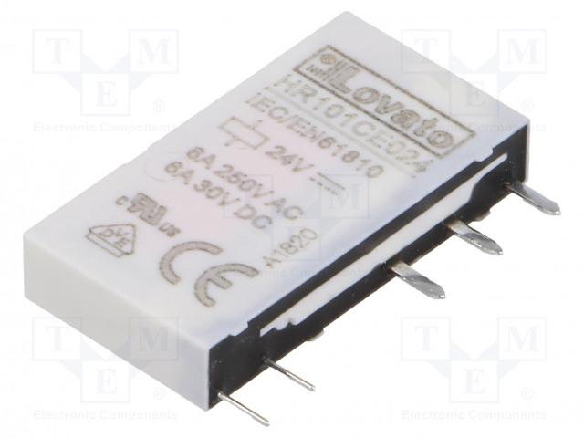 LOVATO ELECTRIC HR101CE024 - Rele: sähkömagneettinen