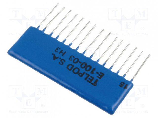 TELPOD E100-03H - Hybrydowy układ logiczny