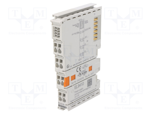 Beckhoff Automation EL9410 - Industrial module: supply terminal