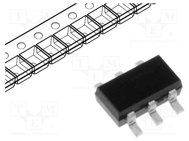 NEXPERIA IP4220CZ6.125 - Diode: Transil array