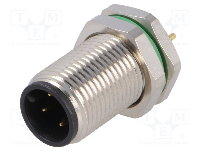 BULGIN PXMBNI12RPM04APCM12 - Socket