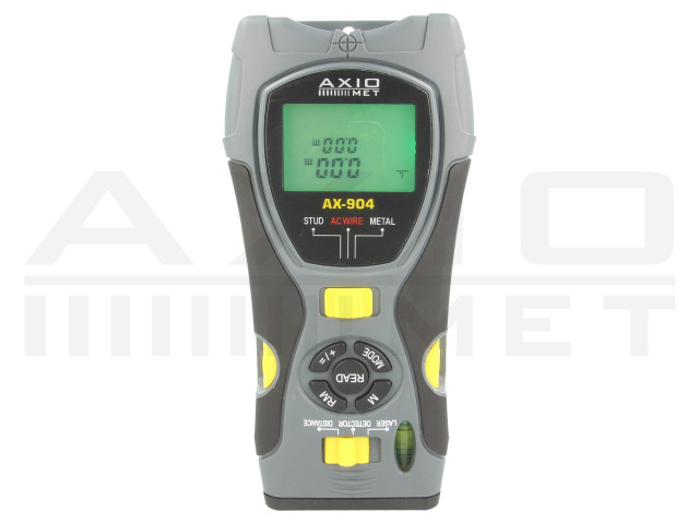 AX-904 AXIOMET, Non-contact detection of metal