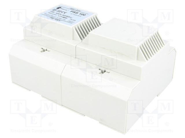 BREVE TUFVASSONS PSS100/400/24V - Transformátor: ochranný