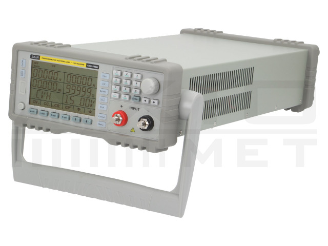 AX-EL600W AXIOMET, Sarcină electronică
