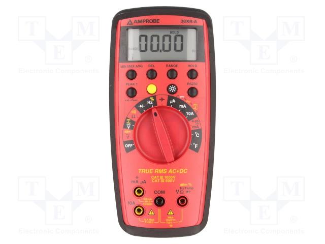BEHA-AMPROBE 38XR - Číslicový multimetr