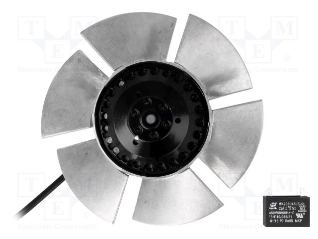 FULLTECH UF180BAB23H1C2A - Ventilátor: AC