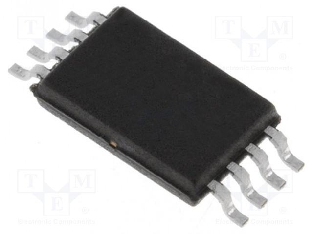 MICROCHIP TECHNOLOGY 25AA040A-I/ST - EEPROM muisti