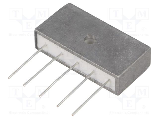 SEMIKRON DBI 6-04 - Třífázový usměrňovací můstek