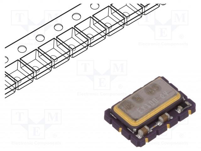 IQD FREQUENCY PRODUCTS LFTVXO009912BULK - Generator: TCVCXO