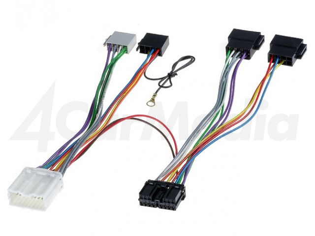 HF-59120 4CARMEDIA, Cable for THB