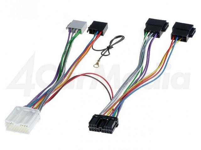 HF-59120 4CARMEDIA, Kábel pre hands-free súpravu THB