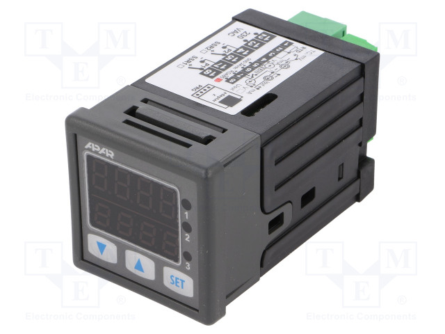 APAR AR602/S1/P/P/RS485 - Modul: regulátor