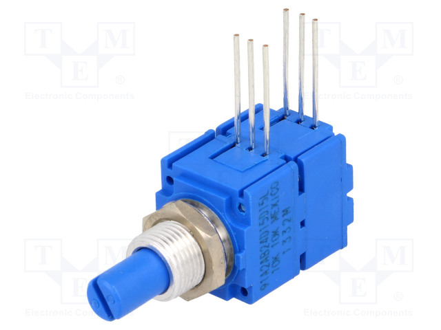 BOURNS 91A2A-B24-D15/D15L - Potenciometr: axiální