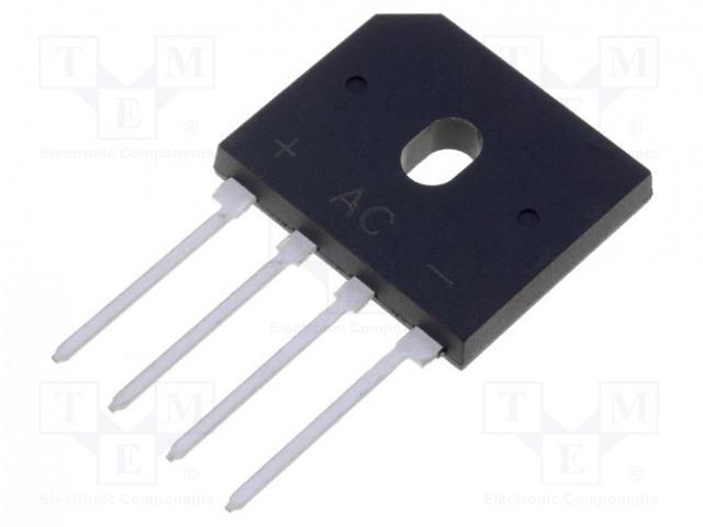 YANGJIE TECHNOLOGY GBU806 - Single-phase bridge rectifier