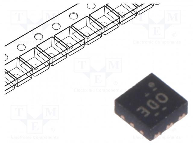 TEXAS INSTRUMENTS CSD17313Q2T - Tranzistor: N-MOSFET