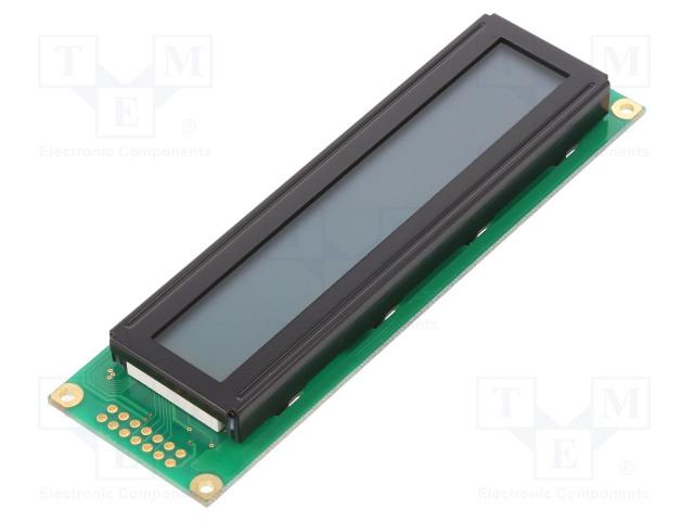 POWERTIP PC2402LRS-AWT-H-Q - Wyświetlacz: LCD