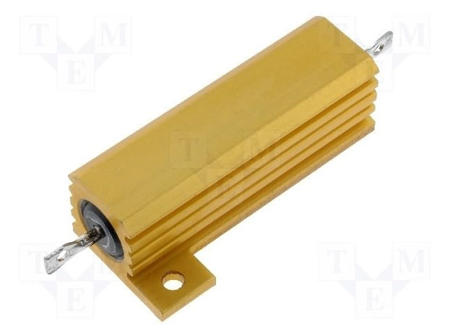 TE Connectivity 0-1625984-1 - Resistor: wire-wound
