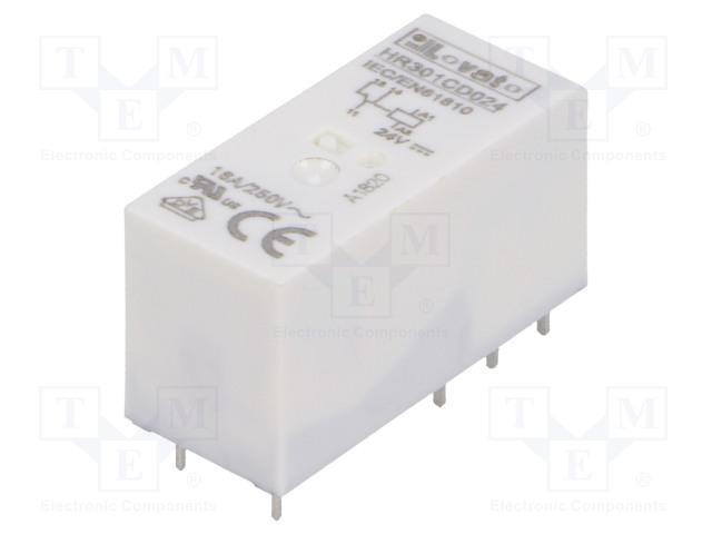 LOVATO ELECTRIC HR301CD024 - Rele: sähkömagneettinen