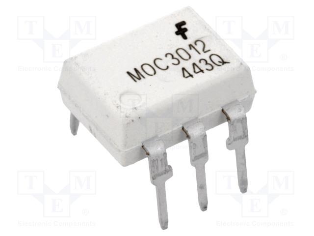 ON SEMICONDUCTOR (FAIRCHILD) MOC3012M - Optotriak