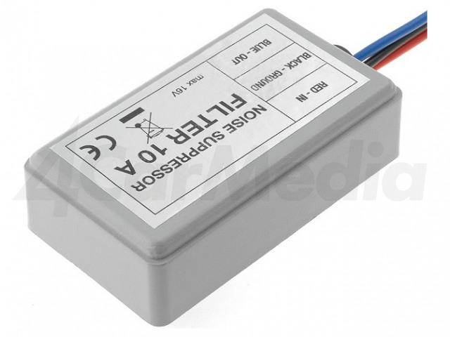 FILTR-25.001 4CARMEDIA, Odrušovací filter