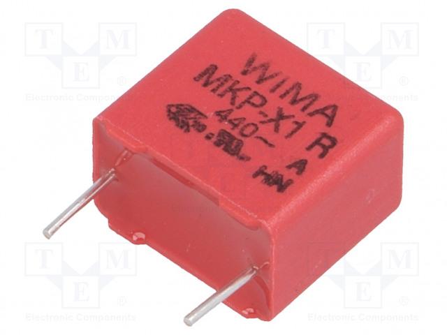 WIMA MKX14W21003I00KSSD - Kondenzátor: polypropylénový