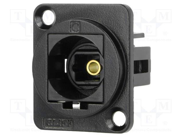 CLIFF CP30217MB - Konektor: světlovodný