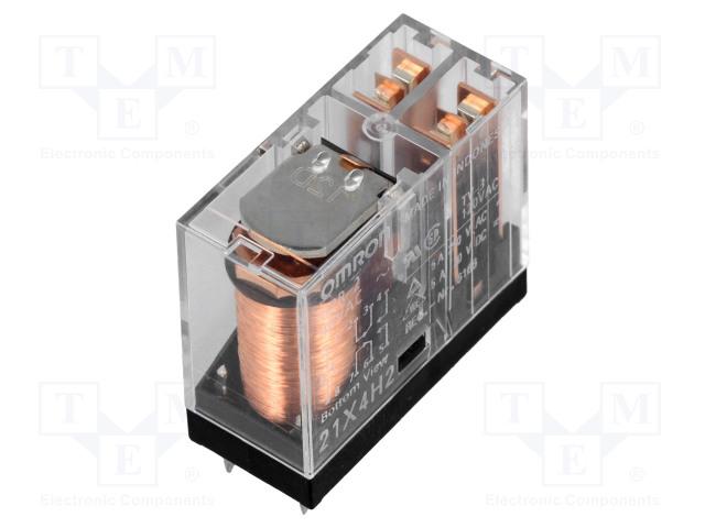 OMRON OCB G2R-2 48VAC - Ρελέ: Ηλεκτρομαγνητικός