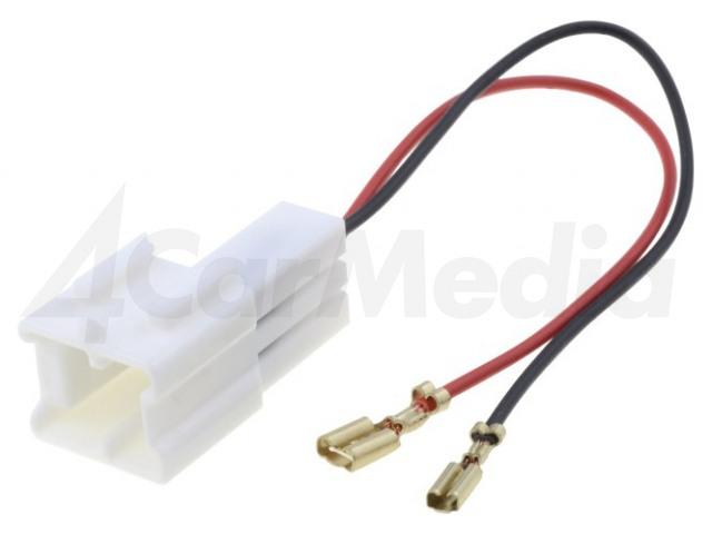 ZRS-AG-22 4CARMEDIA, Adapter voor luidsprekerconnector