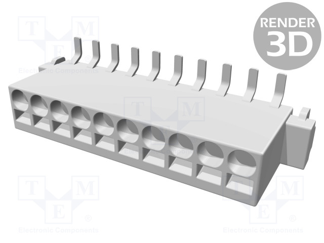 HARTING 14011013101000 - Konektor: kabel-pl.spoj