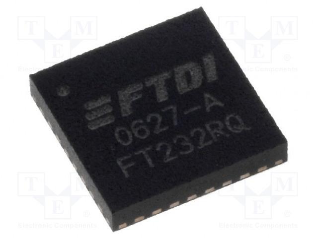 FTDI FT232RQ-REEL - Rozhraní